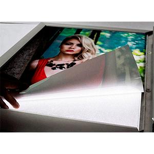 Баннер Backlit (транслюцентный) ростов