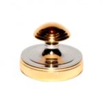 оснастка для печати врача грибок R30 никель-золото