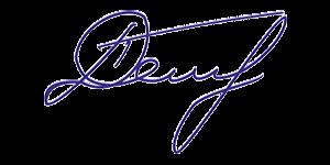 штамп факсимиле подпись