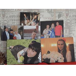Портреты на холсте в Ростове